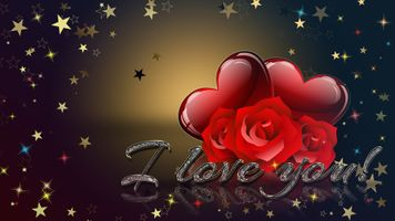 Фото бесплатно Розы, Валентина, сердце
