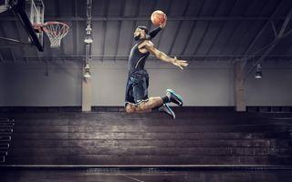 Фото бесплатно баскетбол, Джеймс, Леброн