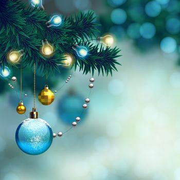 Photo free decoration, Christmas ornament, design
