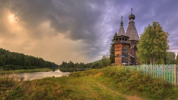Фото бесплатно Дер Согиницы, Ленинградская область, Россия