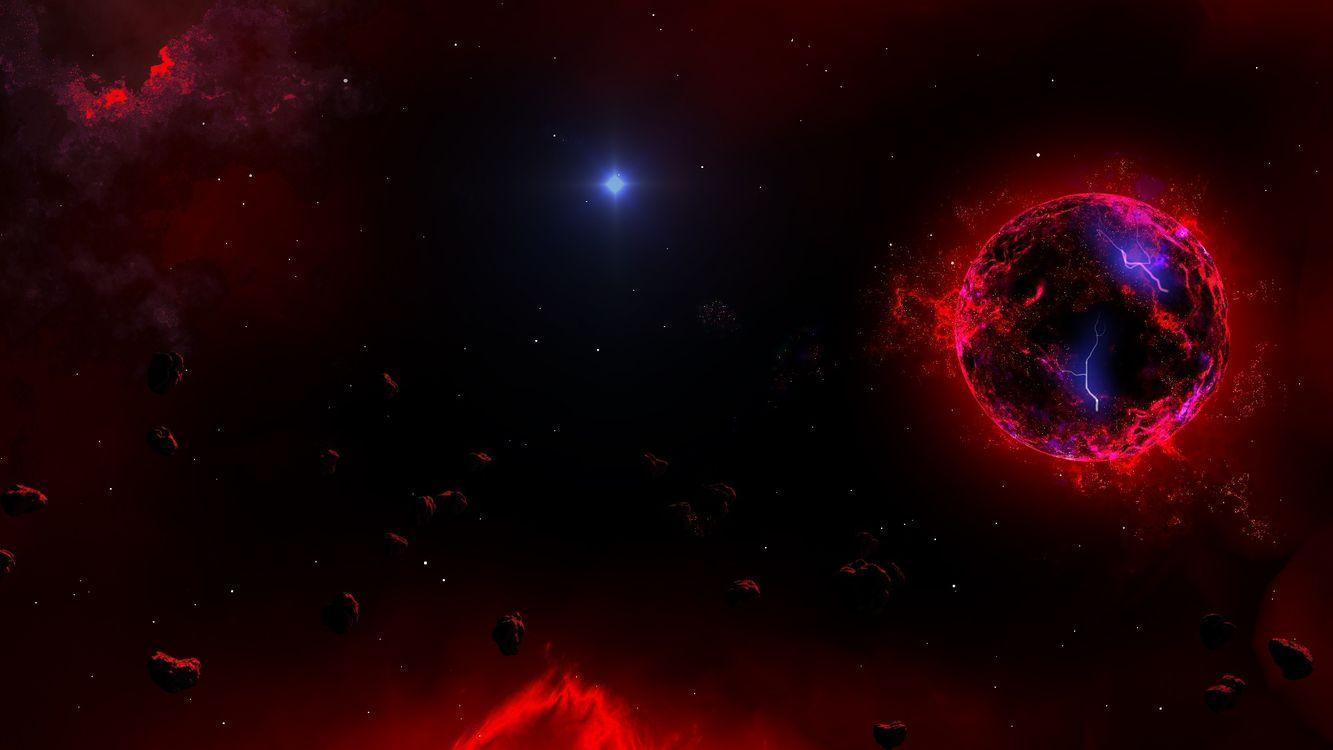 Фото бесплатно астрономия, космос, луна - на рабочий стол
