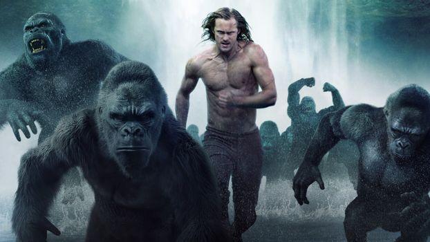 Фото бесплатно The Legend Of Tarzan, Тарзан, Легенда