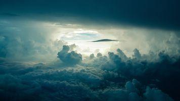 Бесплатные фото небо,облака,панорама,природа
