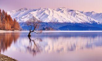 Фото бесплатно Восход, закат, гора