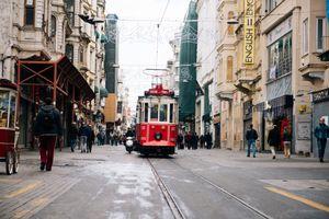 Фото бесплатно город, Стамбул, люди