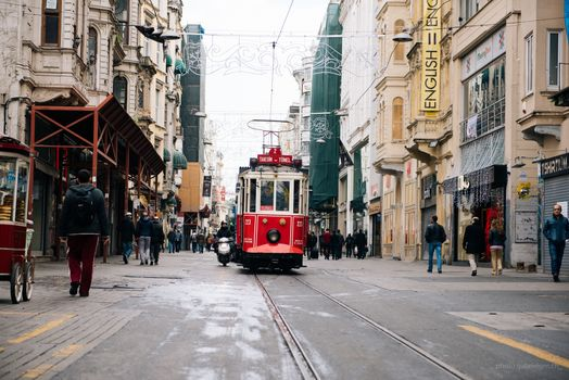 Photo free city, istanbul, people