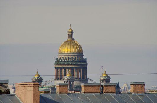 Фото бесплатно St Petersburg, колокола, купол