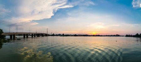 Бесплатные фото река,небо,размышления,водный путь,воды,водное пространство,горизонт