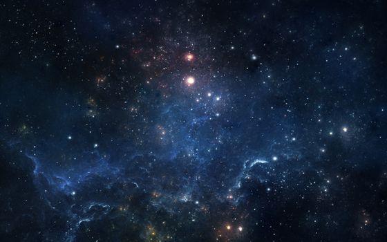 Photo free glow, the birth of stars, stars