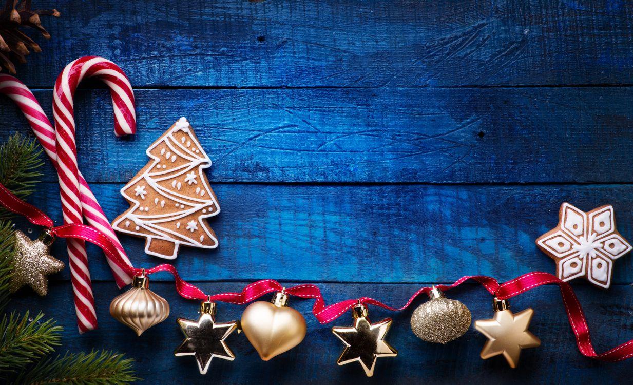Фото бесплатно Happy New Year, merry christmas, holiday, Рождество, фон, дизайн, элементы - на рабочий стол