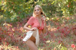 Фото бесплатно E Erika, обнаженная девушка, милашка