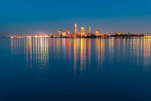 Фото бесплатно США, небоскребы, штат Огайо