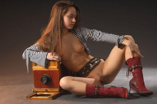 Photo free photo shoot, Lena N, model