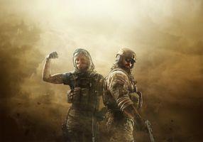 Заставки Том Лав Радуга Шесть Осаде, Игры, Игры Для Xbox