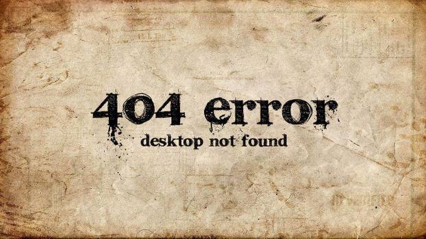 Фото бесплатно 404, компьютер, рабочий стол