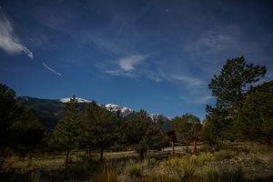 Фото бесплатно забор, закат, сельская местность