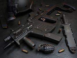 Photo free assault, gun, guns