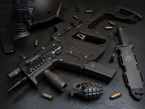 Photo free assault, gun, guns