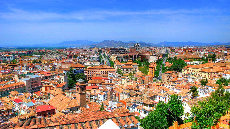 Фото бесплатно Granada, Гранада, Испания, город