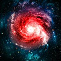 Фото бесплатно атмосфера, звёзды, космос