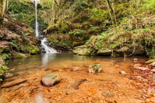 Photo free autumn, landscape, flowing