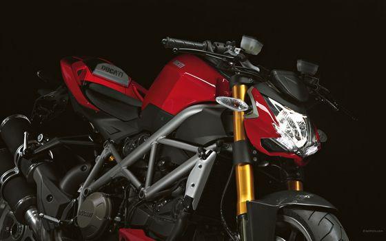 Мотоцикл Дукати