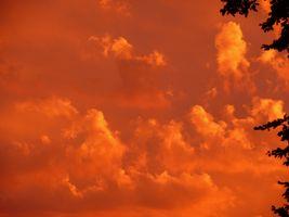 Фото бесплатно природа, закат, красивая