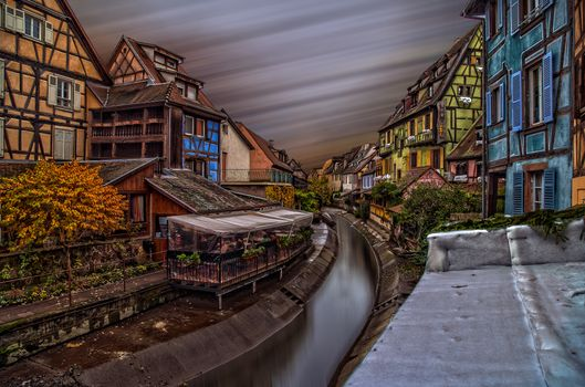 Photo free Colmar, France, gondola