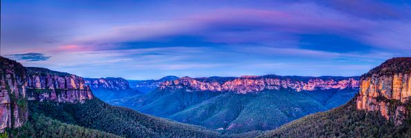 Бесплатные фото Blue Mountains National Park,Australian landscape,Австралия,горы,панорама,пейзаж
