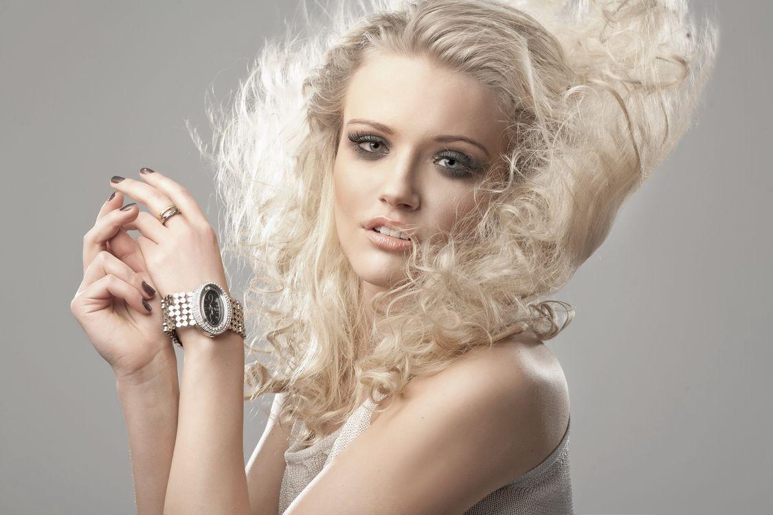 Free photo look, makeup, hairstyle - to desktop