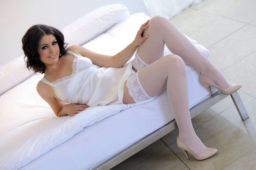 Download wallpaper stockings, bryoni-kate williams