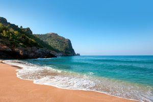 Фото бесплатно alanya, deniz, beach