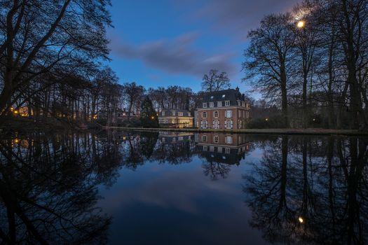 Фото бесплатно Дом Angerenstein, Арнем, Нидерланды