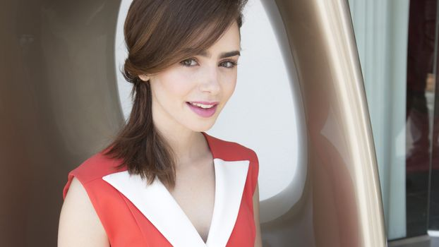 Photo free Lily Collins, models, girls