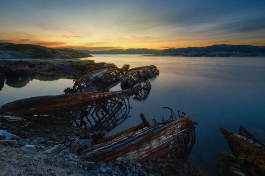 Last marina · free photo