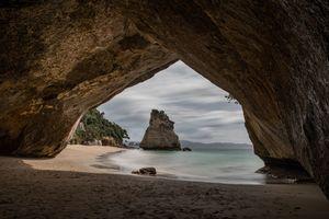 Фото бесплатно волна, фото, новая зеландия
