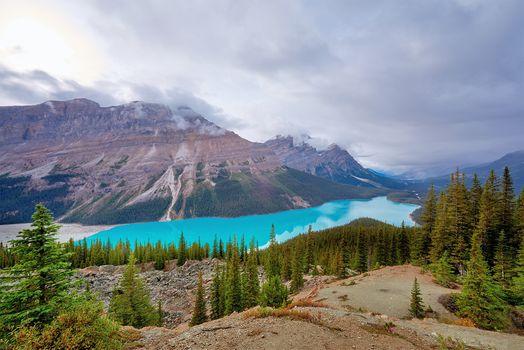 Фото бесплатно уголки Земли, озеро, деревья