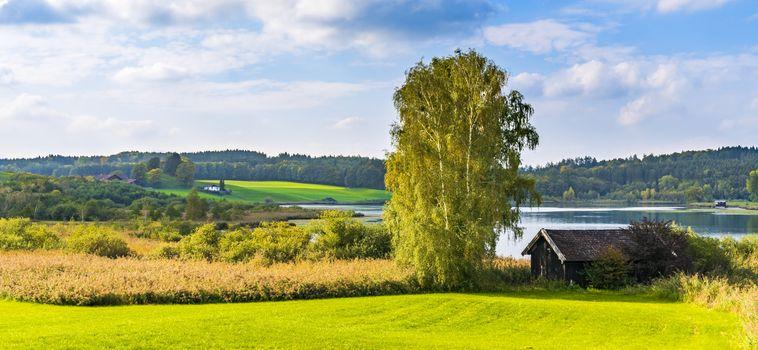 Бесплатные фото природа,Пастбище,поле,небо,ферма,Сельская местность,луг,дерево,Монтировать декорации,холм,пейзаж,Равнинный