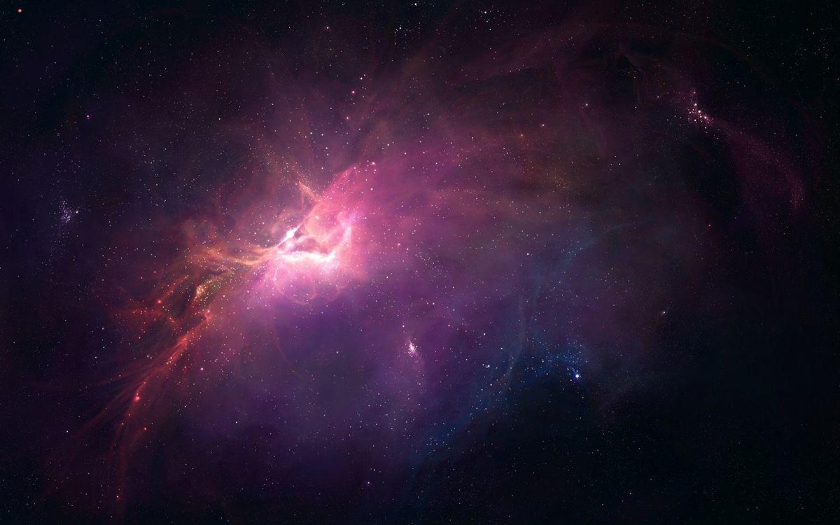 Фото бесплатно пространство, вселенная, туманность, свечение, звезды, галактика, космос