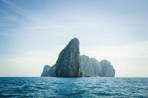 Фото бесплатно пляж, остров, природа