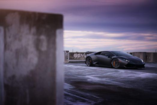 Photo free Lamborghini Huracan, Lamborghini, automobiles