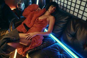 Кендалл Дженнер в красивом платье