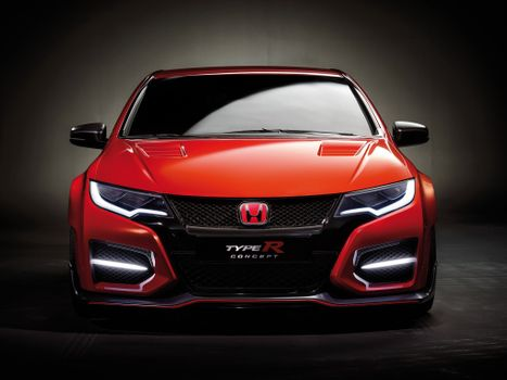 Honda Civic Type R · free photo