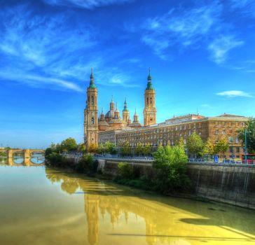 Бесплатные фото Сарагоса,Zaragoza,Испания