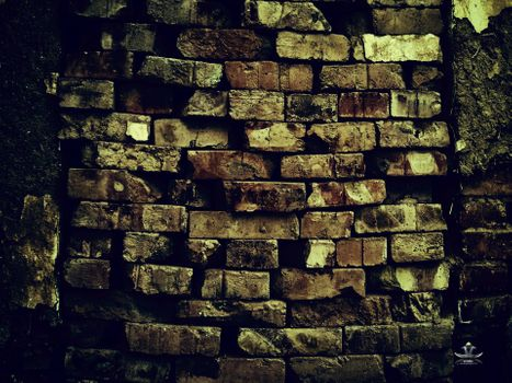 Photo free abstract, architecture, bricks