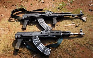 Заставки АК47, штурм, оружие