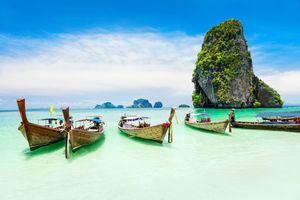 Фото бесплатно пляж, лодка, побережье