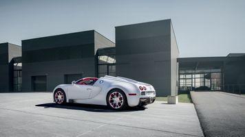 Заставки Bugatti Veyron, Автомобили, Bugatti