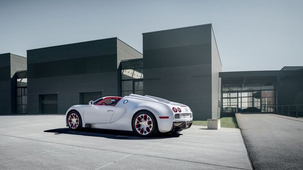 Фото бесплатно Bugatti Veyron, Автомобили, Bugatti