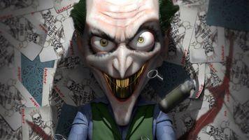 Заставки Джокер, Супергерои, Комиксы DC